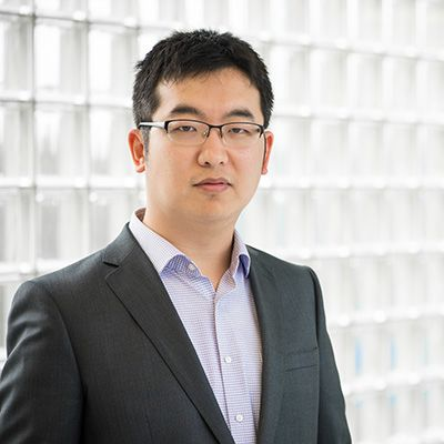 Mi Zhang, MSU assistant professor of electrical and computer engineering