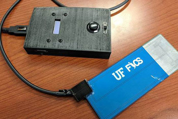 UF, NYPD Team Up to Stop Credit Card Skimmers