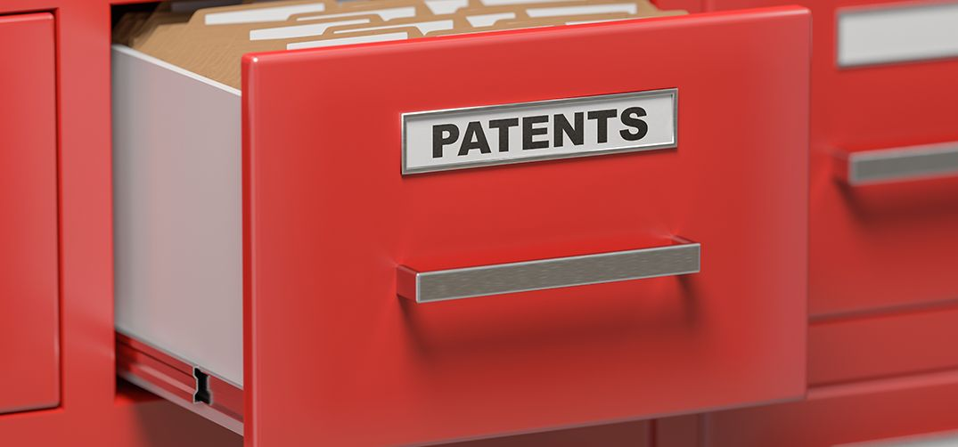 Patents file