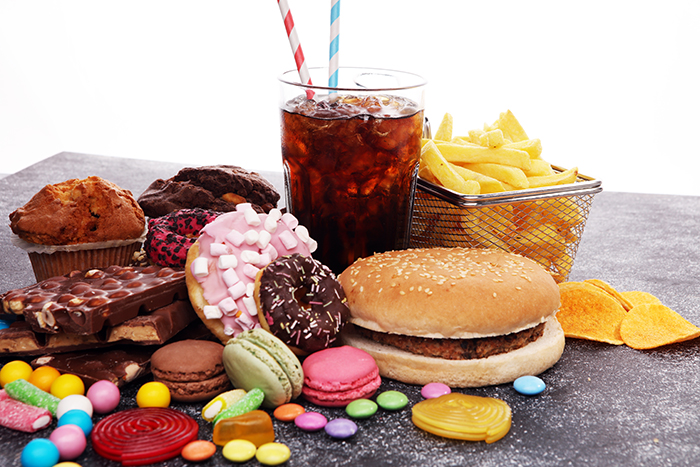 Image result for unhealthy foods